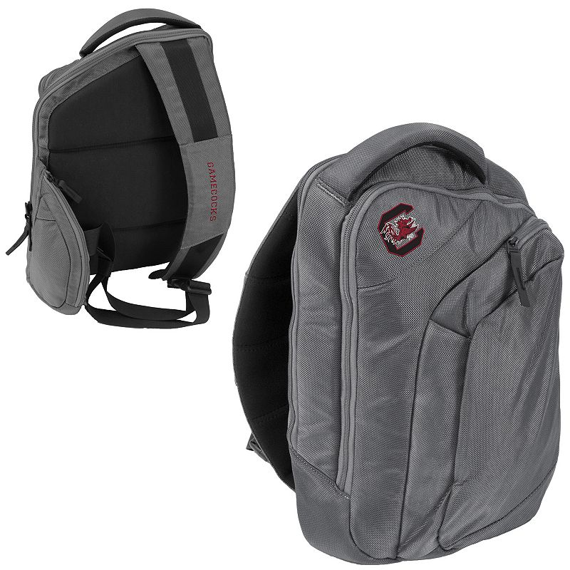 Logo Brand South Carolina Gamecocks Game Changer Sling Backpack