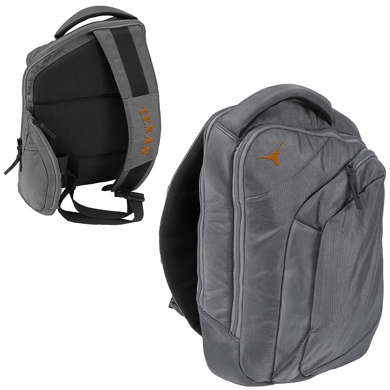 Logo Brand Texas Longhorns Game Changer Sling Backpack