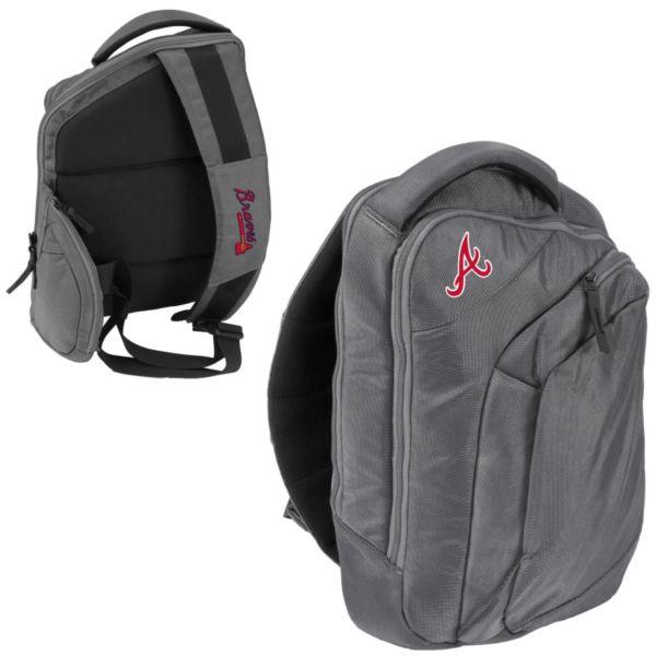 Logo Brand Atlanta Braves Game Changer Sling Backpack