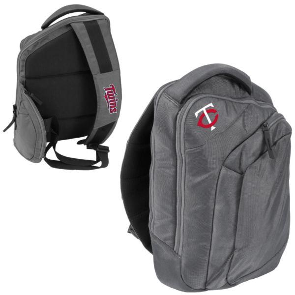 Logo Brand Minnesota Twins Game Changer Sling Backpack