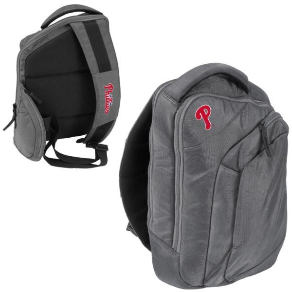 Logo Brand Philadelphia Phillies Game Changer Sling Backpack