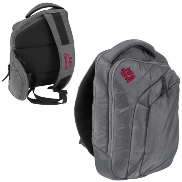 Logo Brand St. Louis Cardinals Game Changer Sling Backpack