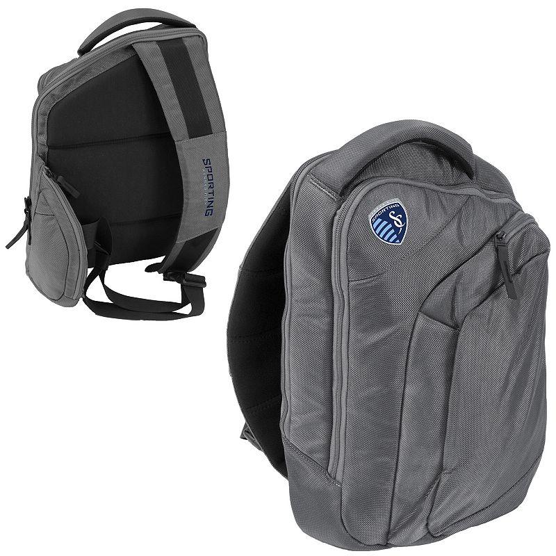 Logo Brand Sporting Kansas City Game Changer Sling Backpack