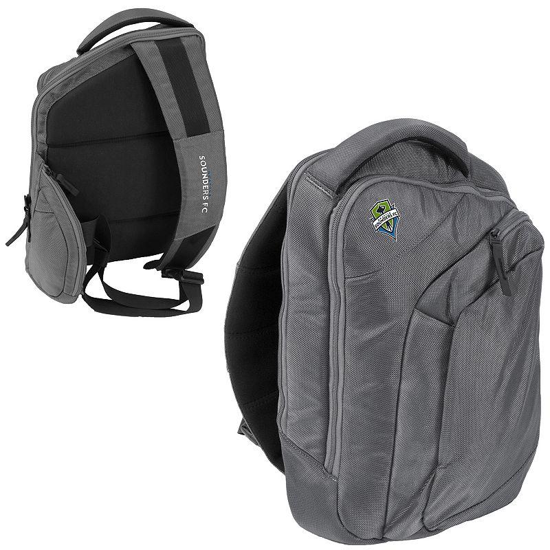 Logo Brand Seattle Sounders Game Changer Sling Backpack