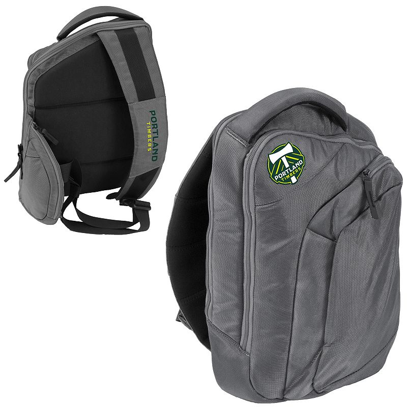 Logo Brand Portland Timbers Game Changer Sling Backpack