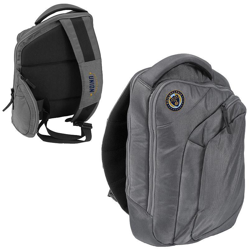 Logo Brand Philadelphia Union Game Changer Sling Backpack