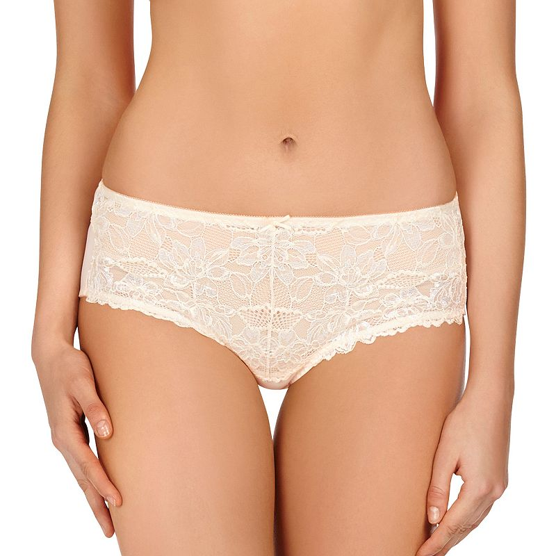 Fayreform Olive Lace Culotte Brief Panty F34-590 - Women's