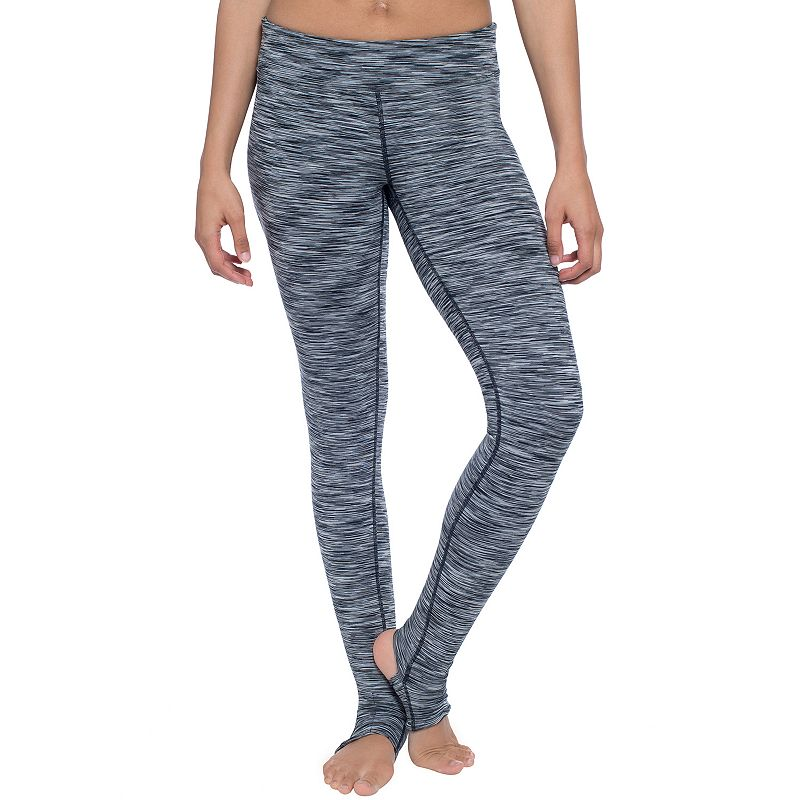 Women's Soybu Camii Barre Yoga Stirrup Leggings