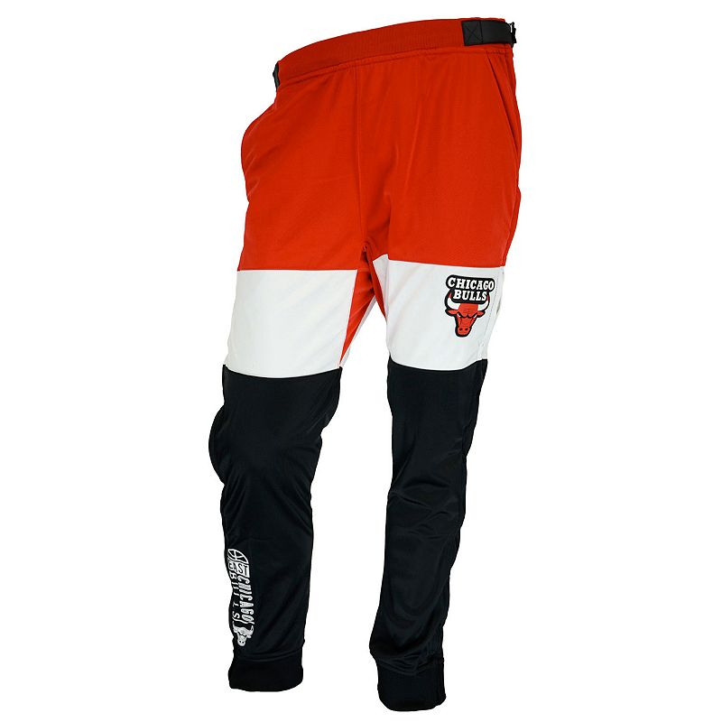 Men's Zipway Chicago Bulls Stadium Sport Pants