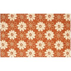 Safavieh Four Seasons Daisies Indoor Outdoor Rug by