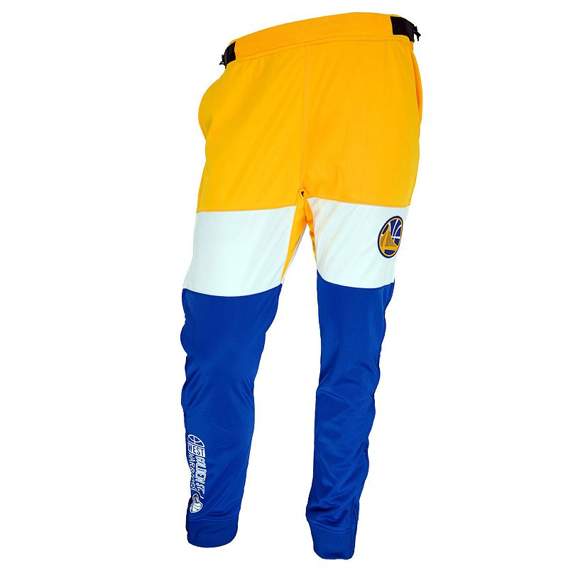 Men's Zipway Golden State Warriors Stadium Sport Pants
