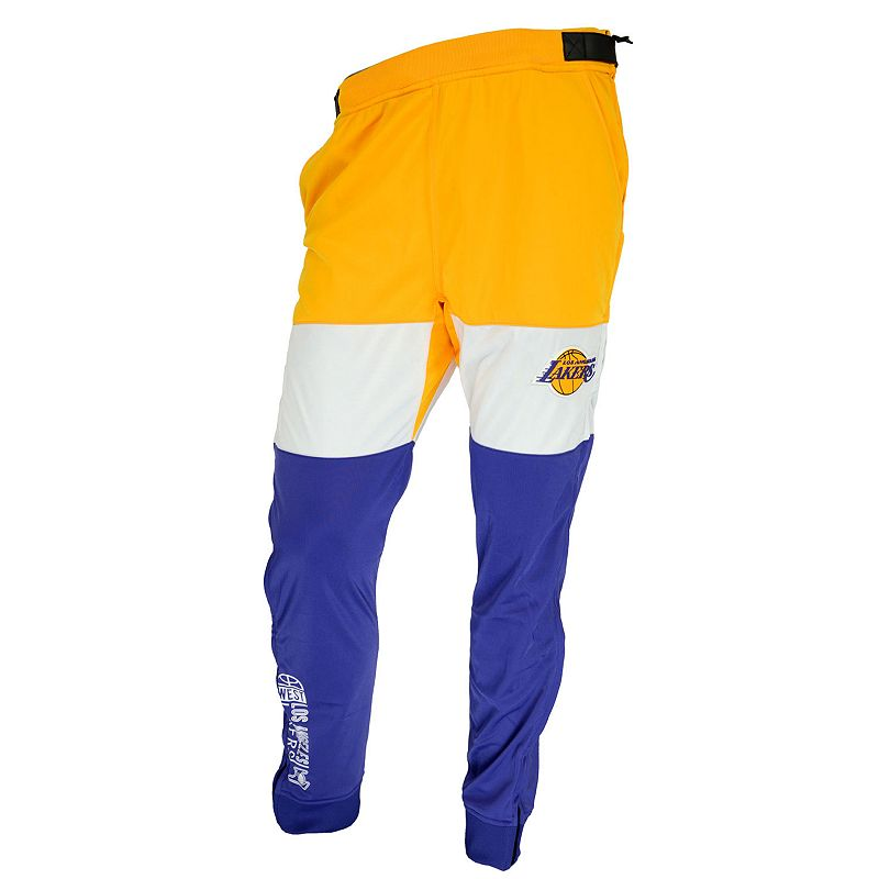 Men's Zipway Los Angeles Lakers Stadium Sport Pants