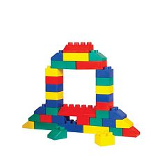 Edushape 26-pc. Edu-Blocks Bag by