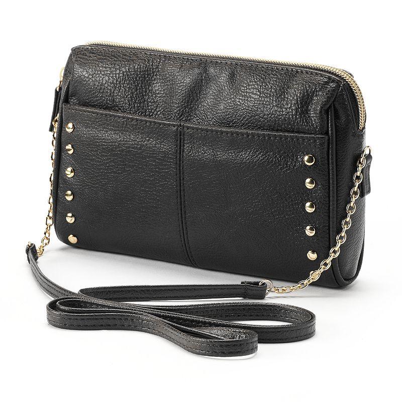 Apt. 9® Olivia Studded Crossbody Handbag