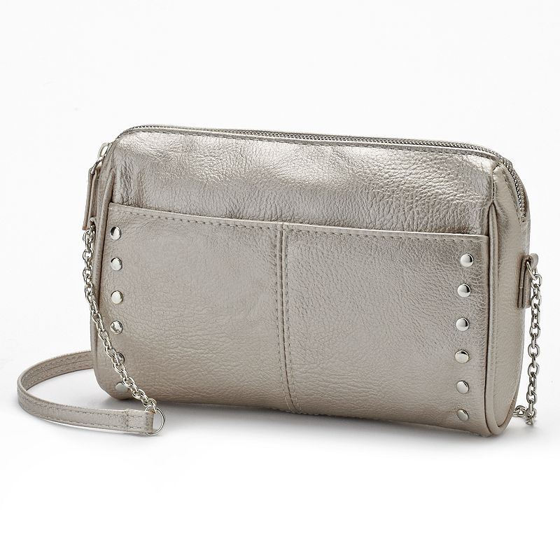 Apt. 9® Olivia Studded Crossbody Handbag