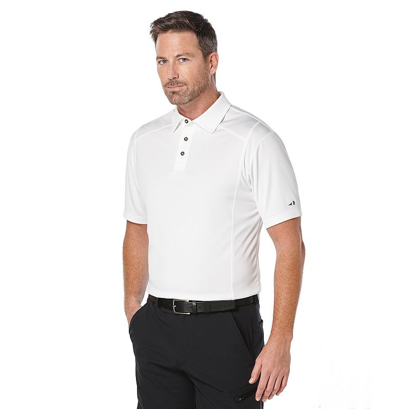 Men's Grand Slam Ventilated Performance Golf Polo