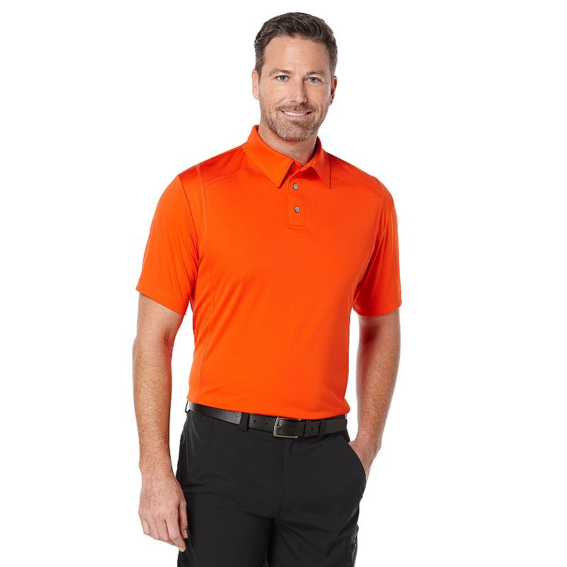 Men's Grand Slam Ventilated Performance Golf Polo