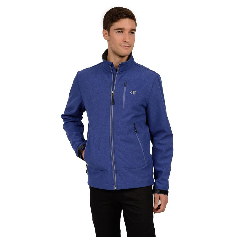 Big & Tall Champion Softshell Performance Jacket