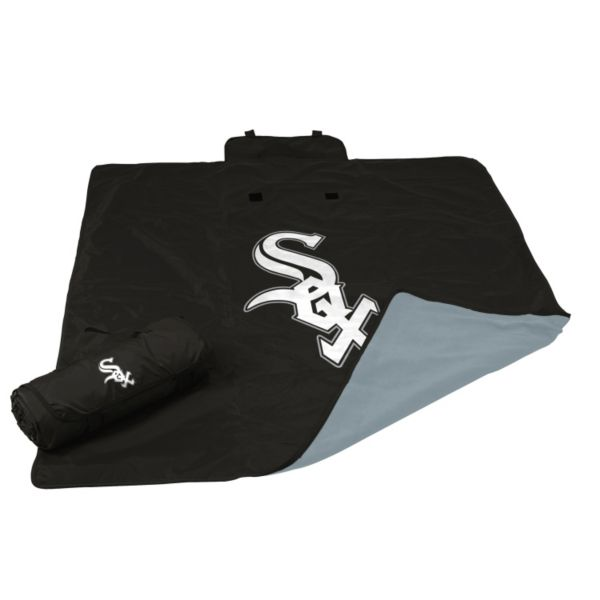 Logo Brand Chicago White Sox All-Weather Blanket