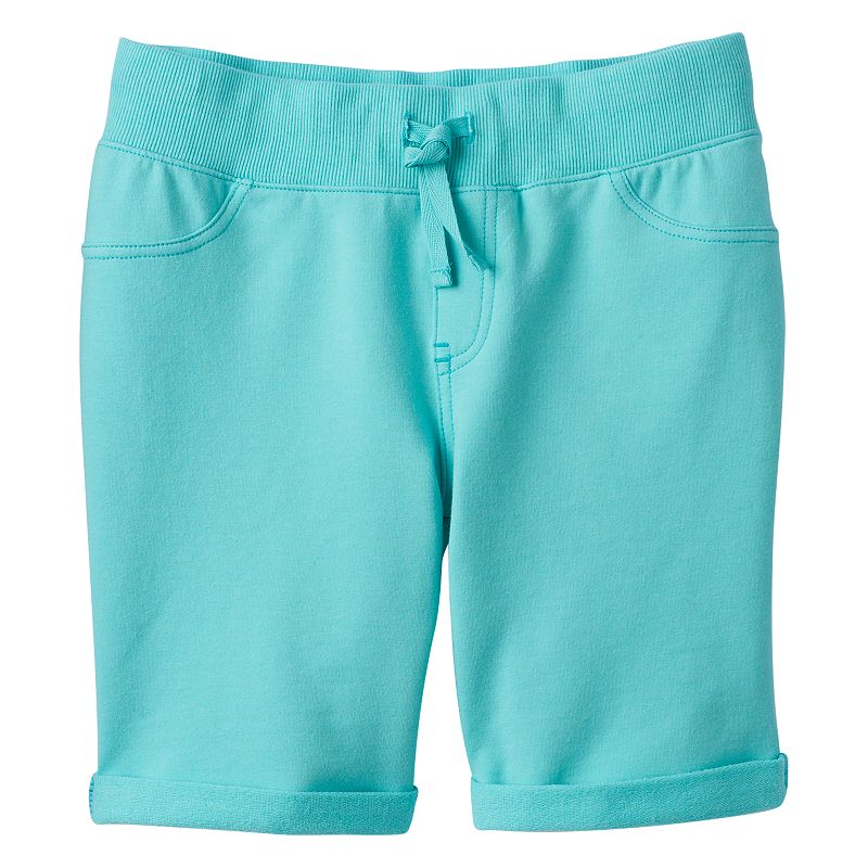 Girls 7-16 & Plus Size SO® Knit Bermuda Shorts