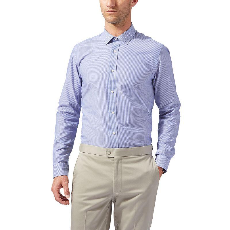 Men's Dockers Battery Street Classic-Fit Spread-Collar Dress Shirt