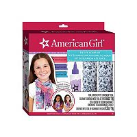 American Girl Tie Dye Scarf Kit by Fashion Angels