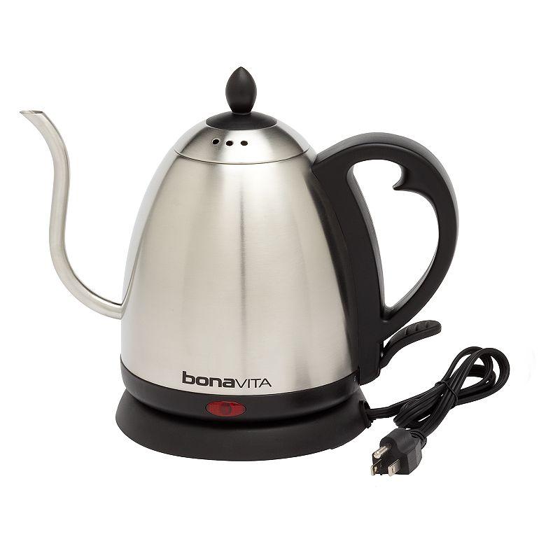 Bonavita 1-Liter Gooseneck Electric Teakettle
