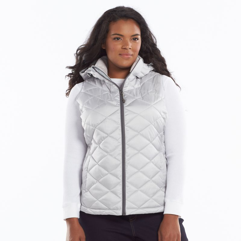 Plus Size Vests Pop a warm and toasty vest over any outfit, and you'll be rocking the #1 fashionista style statement! Shop our great selection of stylish vest choices, geared to take you from morning to evening and any kind of style in between.
