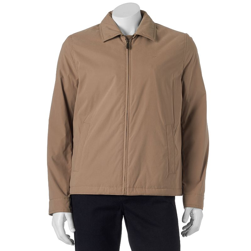 Men's Dockers Laydown Collar Jacket
