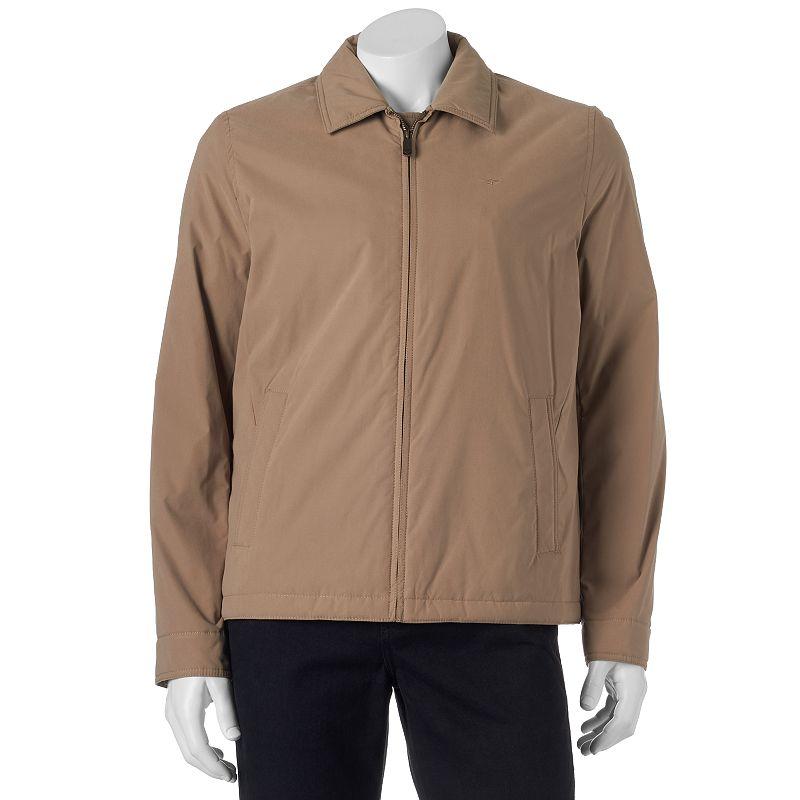 Men's Dockers Laydown Collar Jacket