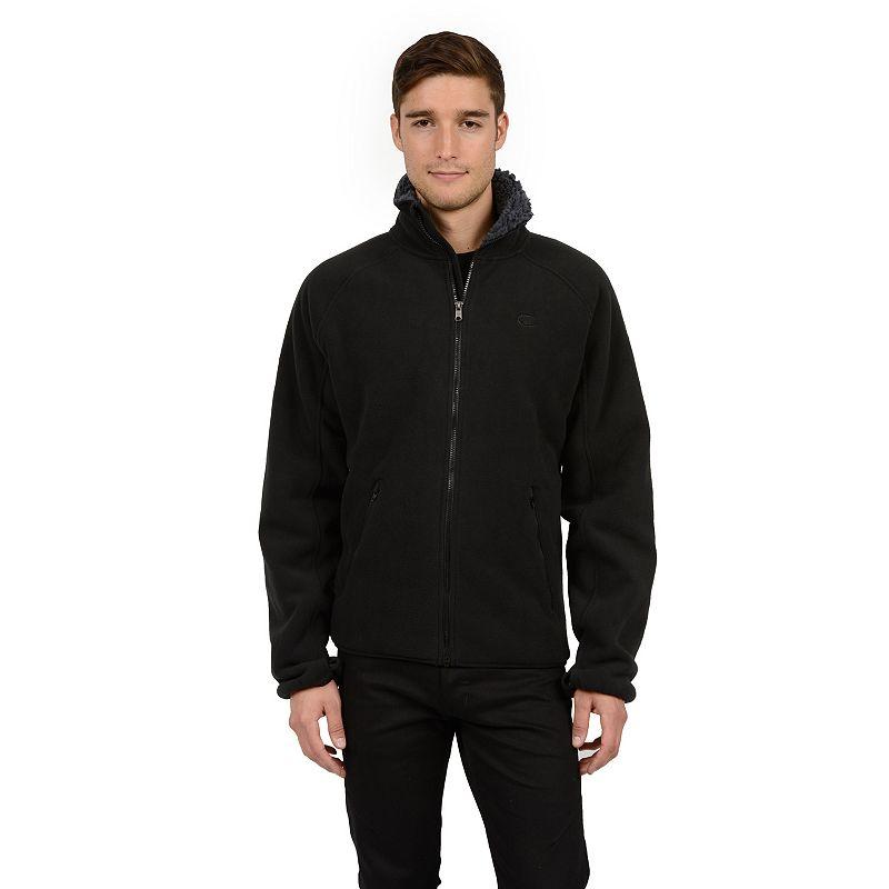 Men's Champion Microfleece Performance Jacket