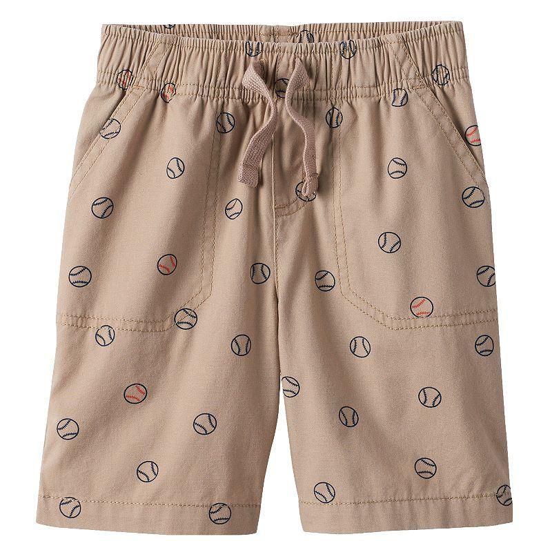 Toddler Boy Jumping Beans® Plaid Shorts