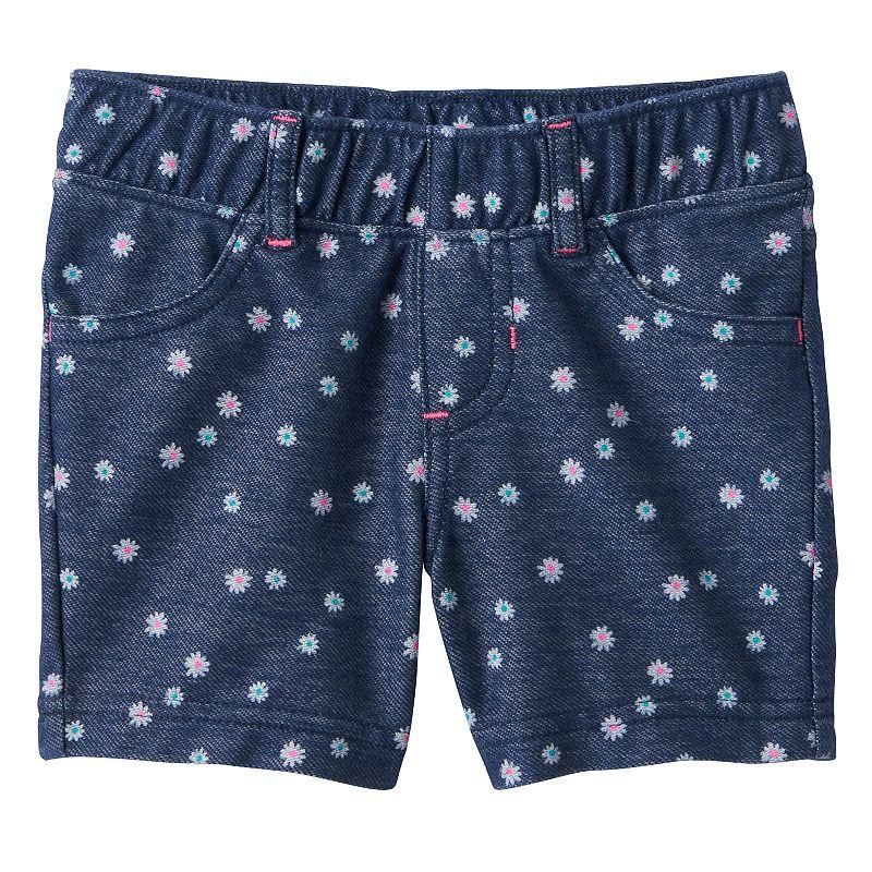Toddler Girl Jumping Beans® Jegging Shorts