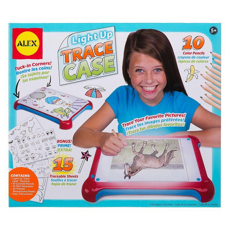 ALEX Light Up Trace Case