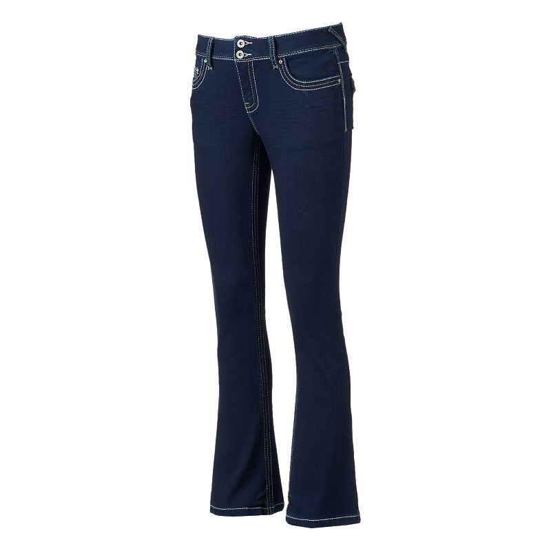 Juniors' Series 31 Short Trumpet Jeans