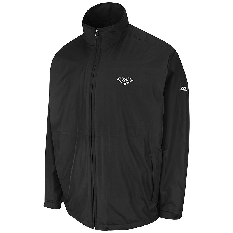 Majestic Adult Baseball Triple Climate Jacket