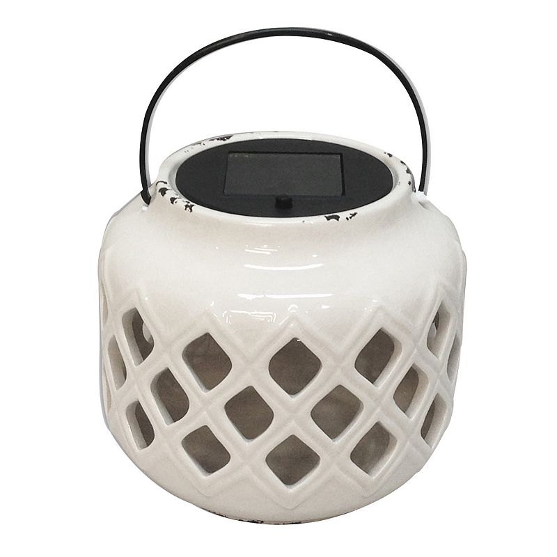 SONOMA Goods for Life™ Small Ceramic Solar Accent Light