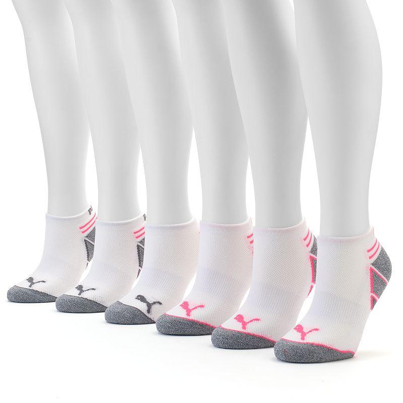 PUMA 6-pk. Women's Low-Cut Socks