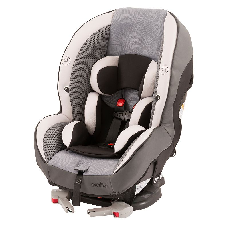 evenflo momentum dlx convertible car seat. Black Bedroom Furniture Sets. Home Design Ideas