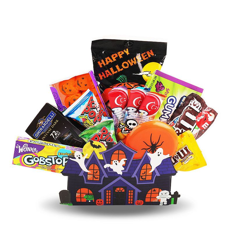 Bridal Shower Gift Basket Climbing On House Halloween: Some Of The Most Delicious Halloween Treats