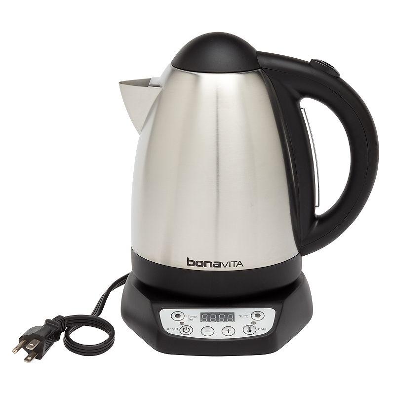 Bonavita 1.7-Liter Digital Electric Teakettle