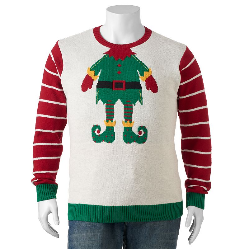 029149a5 star wars christmas sweater big and tall. big tall method elf ugly ...