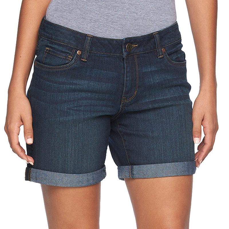 Women's SONOMA Goods for Life™ Boyfriend Jean Shorts