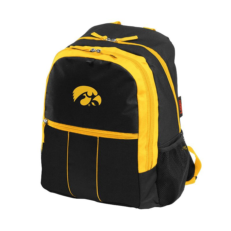 Logo Brand Iowa Hawkeyes Victory Backpack
