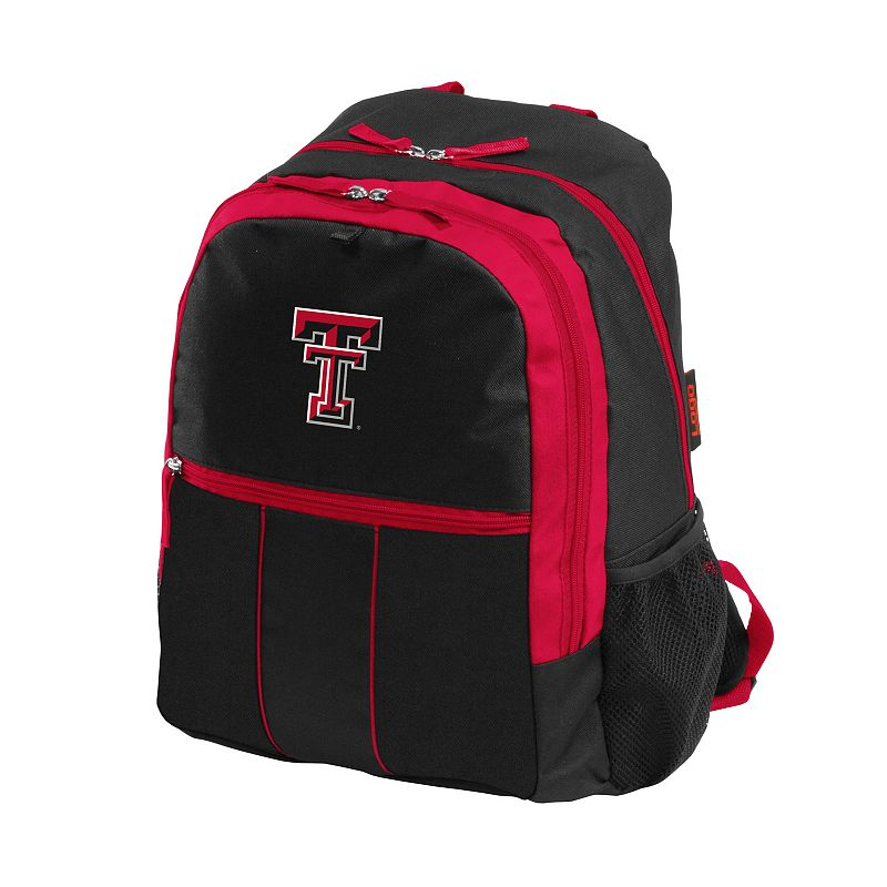 Logo Brand Texas Tech Red Raiders Victory Backpack