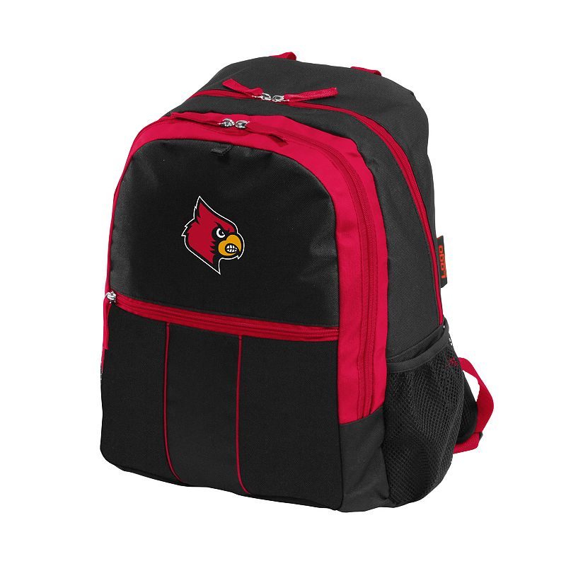 Logo Brand Louisville Cardinals Victory Backpack