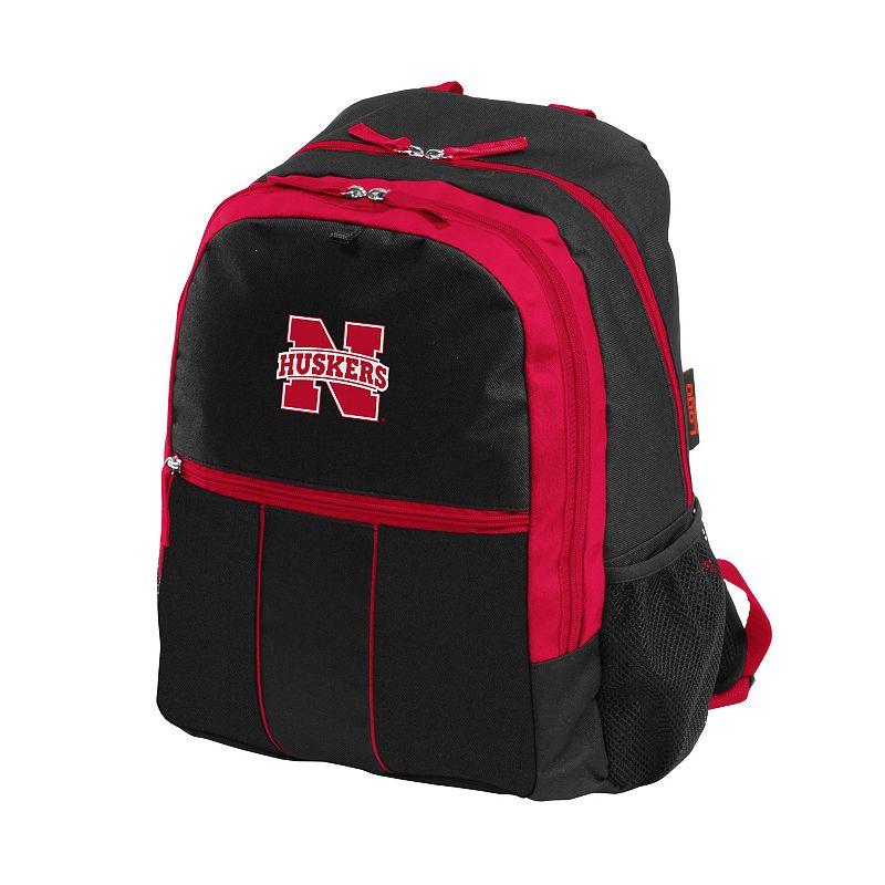 Logo Brand Nebraska Cornhuskers Victory Backpack