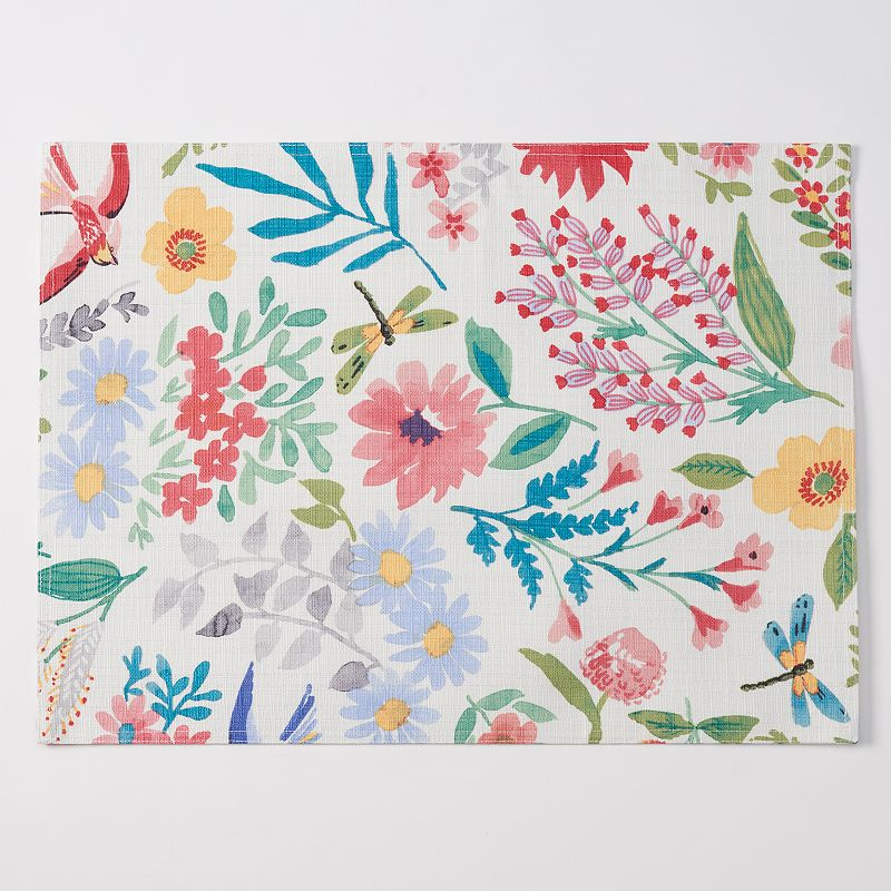 Food Network™ Spring Garden Placemat