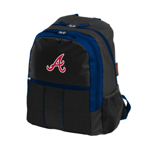 Logo Brand Atlanta Braves Victory Backpack