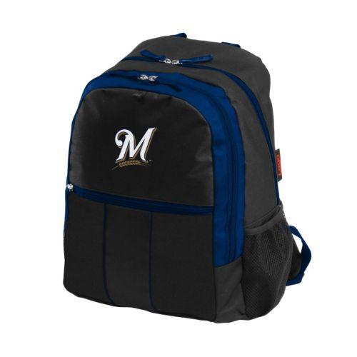 Logo Brand Milwaukee Brewers Victory Backpack